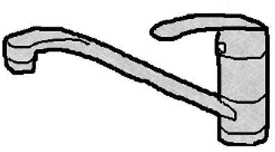 シングルレバー混合栓の修理方法