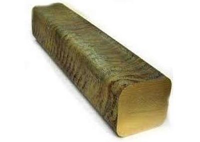 黄銅のインゴット